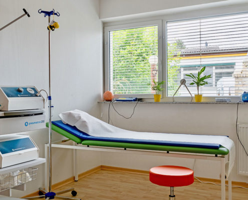 Behandlung Praxis Vitalibrio